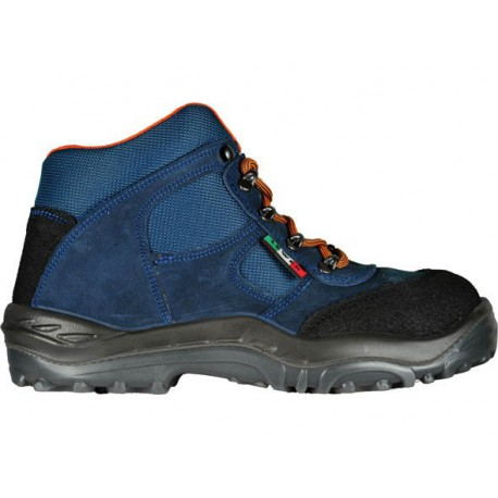 Safety shoes Lewer 1900S1P blue