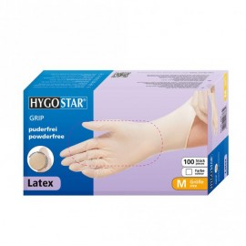 Latex Disposable gloves Hygostar