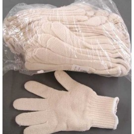 Glove White Cotton Underground 77201