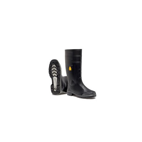 Nora Winner black short Boots