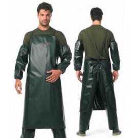 WaterProof Apron Dispan Green