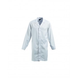 White work robe HACCP