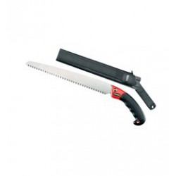 Pruning saw with sheat