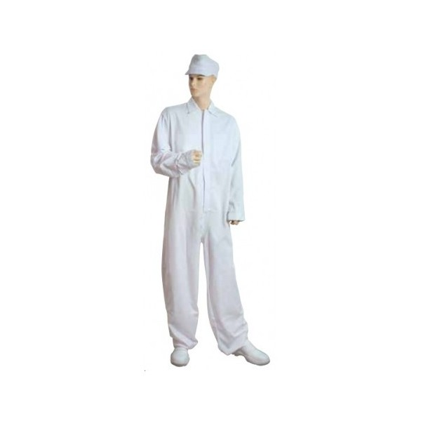 COVERALL ELCAWEAR CO-100 WHITE