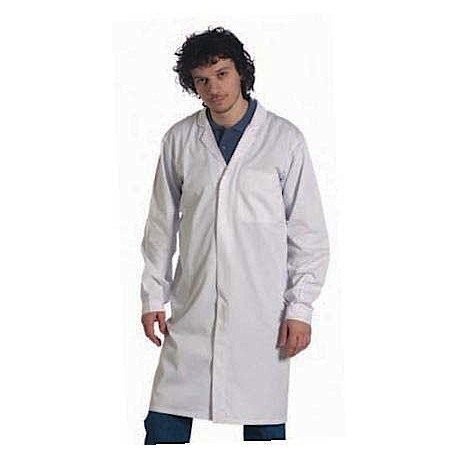 Butchers Robe  white