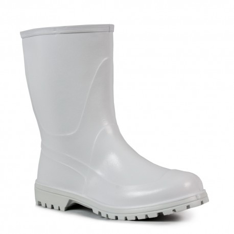 Eskimo white short boots