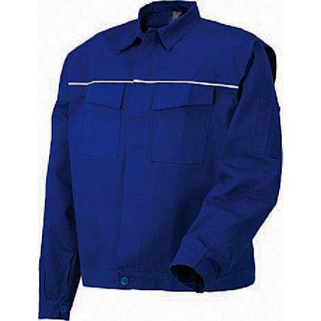 Jacket Blue Carvas