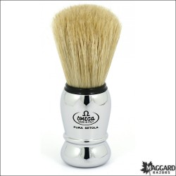 Omega 10029Boar Shaving Brush