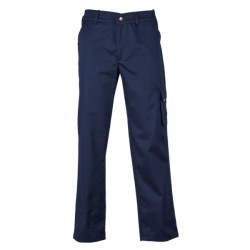 Trousers Blue Carvas