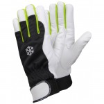 Cold protection gloves leather TEGERA 335