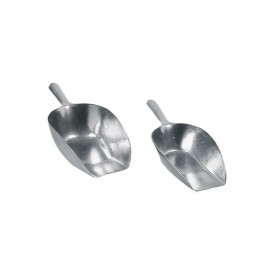 Aluminium square Scoop  XL-30cm